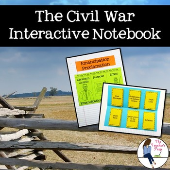The Civil War Interactive Notebook