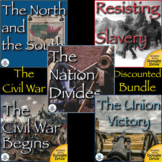 The Civil War Interactive Notebook Bundle