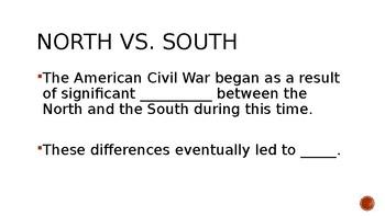 The Civil War PPT