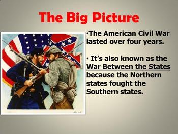 The Civil War Part 1 - 1861-1862