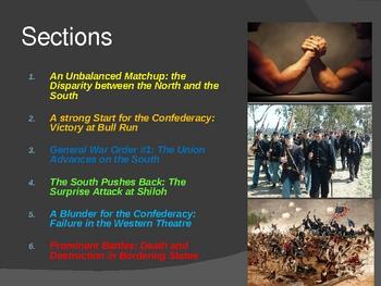 The Civil War: Part I