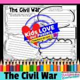 Civil War Activity Poster