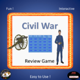 The Civil War  Review Game