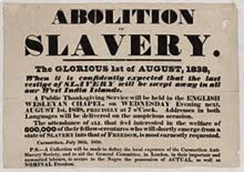 The Civil War: Social Reform and the Abolitionist Movement presentation