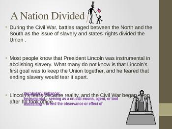 The Civil War Unit Introduction PPT