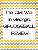 The Civil War in Georgia {Grudgeball Review}