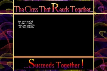 The Class that Reads Together...Succeeds Together