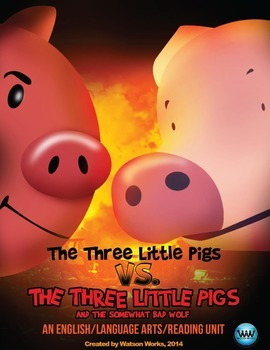 The Classic Three Little Pigs vs. The Three Little Pigs &