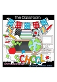 The Classroom Clipart Collection