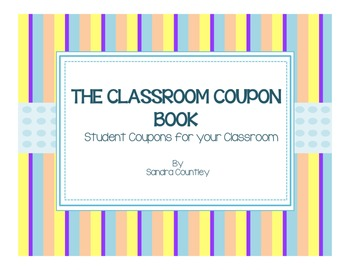 The Classroom Coupon Book