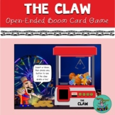 The Claw: Open-ended Boom Card Game, speech therapy, telet