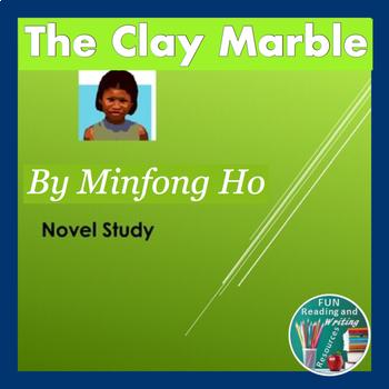 The Clay Marble Novel Study