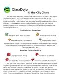 The Clip Chart & Class Dojo
