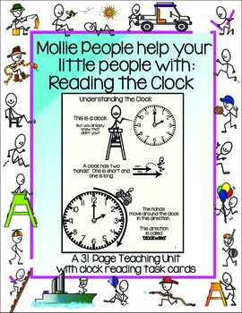 The Clock:  An Entire Teaching Unit