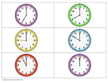 The Clock Game