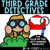 Third Grade Detectives: The Clue of the Left-Handed Envelo