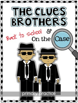 The Clues Brothers Mystery Pack