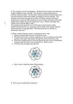 The Cobble Challenge - Real World Mathematics