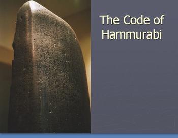 the code of hammurabi lesson plan investigate the laws by dan nguyen. Black Bedroom Furniture Sets. Home Design Ideas