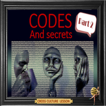 Codes – how they affect all of us – ESL adult and kid conversation