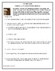 The Coffin Quilt-Chapter 23 and 24  Comprehension Questions with Answer Key