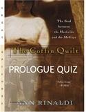 The Coffin Quilt- Prologue Quiz