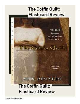 The Coffin Quilt by Ann Rinaldi- Flashcard Review