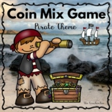 Coin Mix Game -Pirate Theme