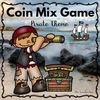 Kindergarten -1st- 2nd Grade- Special Education- Coin Mix