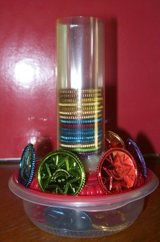 Try This The Coin Holder