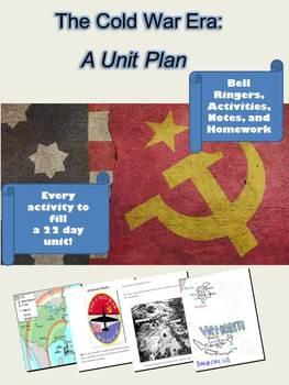 The Cold War: A Unit Plan