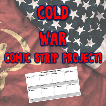 The Cold War Comic Strip Project