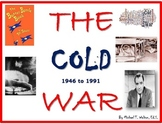 The Cold War Conflict Unit with PowerPoint for U.S. Histor