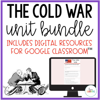 Cold War PowerPoint Lesson and Guided Notes