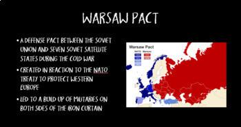 The Cold War: DBQ