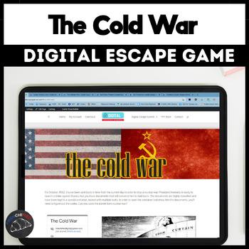The Cold War - Digital Breakout