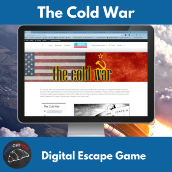 The Cold War - Digital Escape