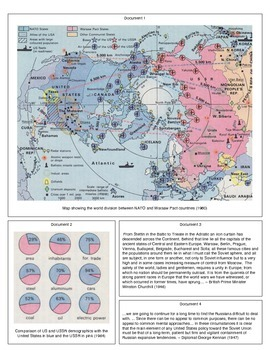 The Cold War (Document Packet) (1 of 2)