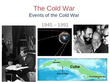 The Cold War Events Guided Notes