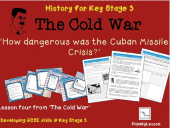 The Cold War: 'How dangerous was the Cuban Missile Crisis?'