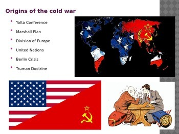 The Cold War Origins Power Point