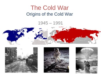 The Cold War Overview Guided Notes