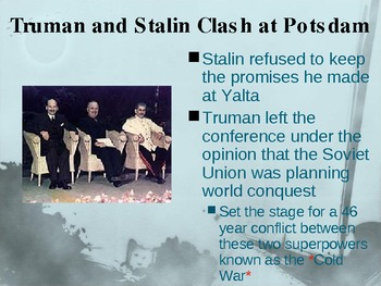 The Cold War PPT