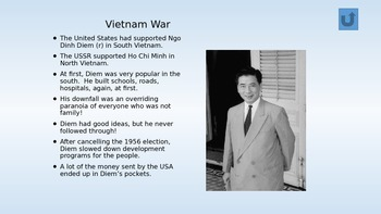 The Cold War--Part ii 1962-1991