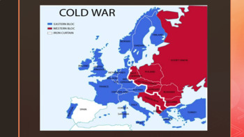 The Cold War PowerPoint