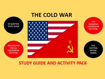 The Cold War: Study Guide and Activity Pack