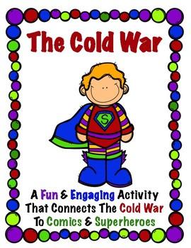 Cold War & Superheroes