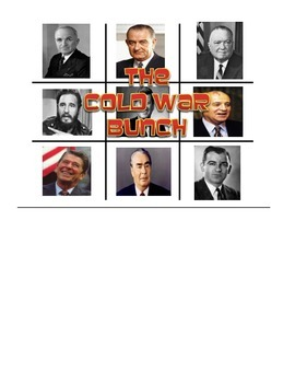 "The Cold War: ""The Cold War Bunch"""