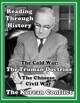 the cold war unit 3 the truman doctrine chinese civil war and korea