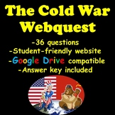 The Cold War Webquest